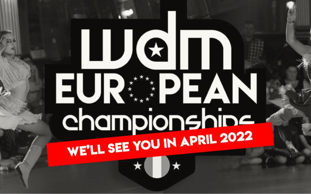 Europeans 2021: We'll See You In April 2022!