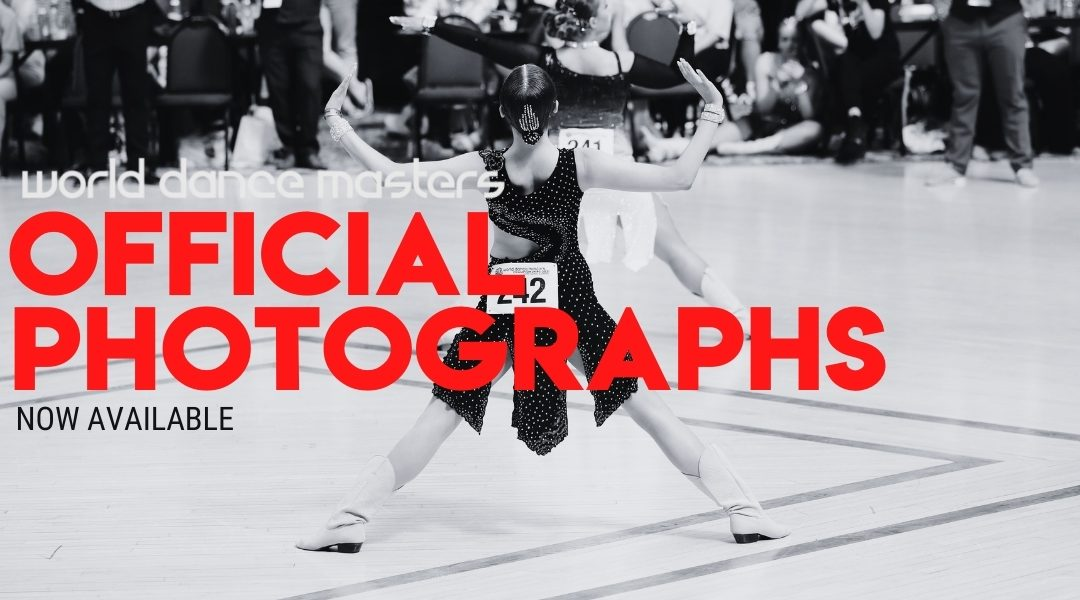 World Dance Masters 2021 – WDM21 Photographs Now Available!